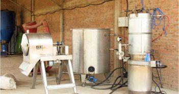 1 Sieve Tank Gasifier