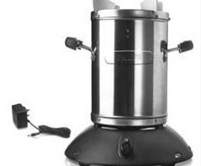 fan-jet stove