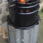 Finca gasifier wood stoves