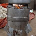 MWOTO wood gasifier stoves