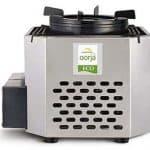 Oorja wood gasifier stoves