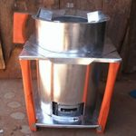 QUAD wood gasifier stoves