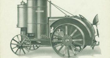 Ronaldson Tippeet gas producer