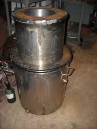 stainless steel gasifier