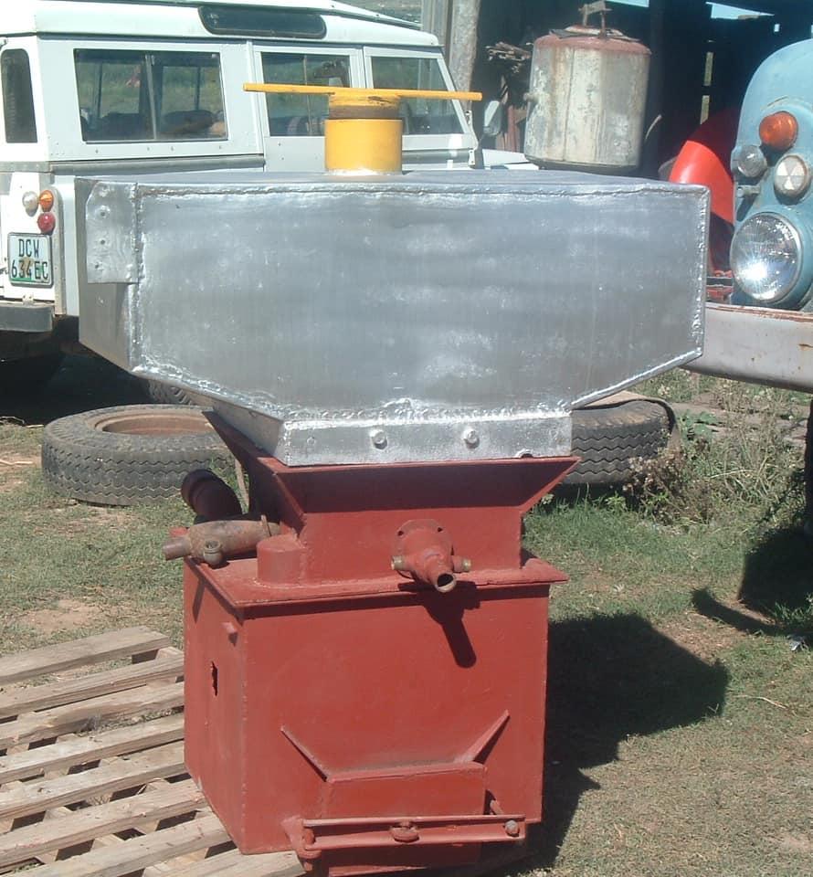 6 Liter Gasifier