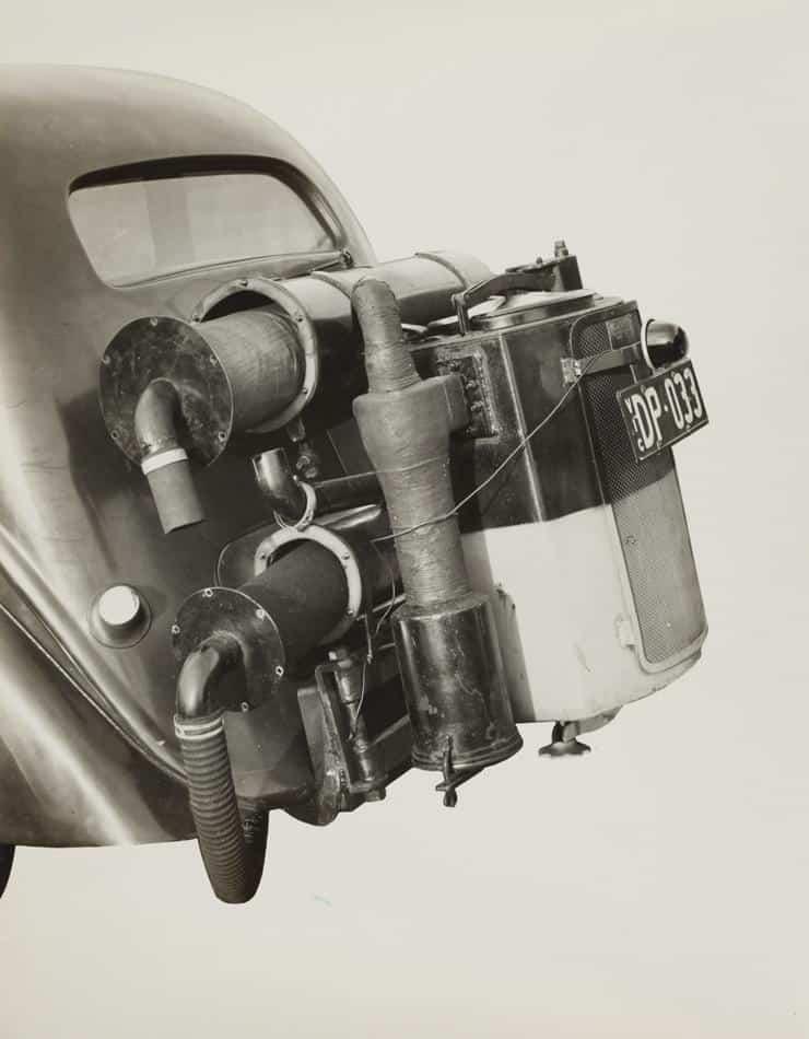Gas Producer Cars