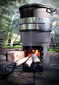 regular wood stoves