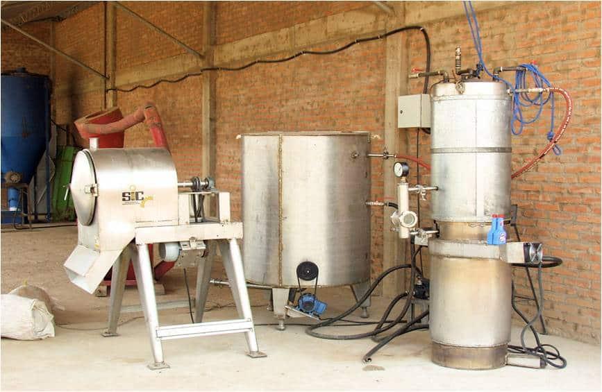 Build A Gasifier - Imbert Gasifier