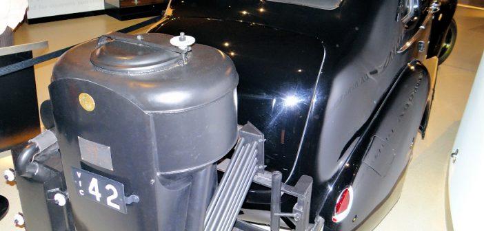 Studebaker Charcoal Burner
