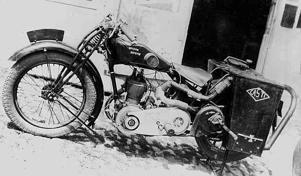 Motorcycle Gasifiers