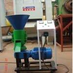 STAK gasifier pellet mills
