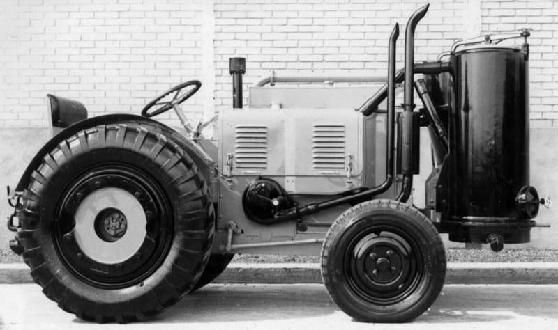 TractorGasifier