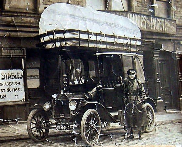 gas taxi